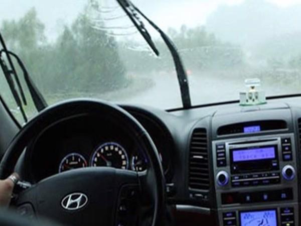 4 lưu ý khi sử dụng ôtô vào mùa lạnh