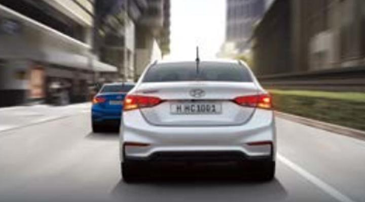 An toàn Hyundai Accent 1.4 AT Đặc Biệt - Hình 9