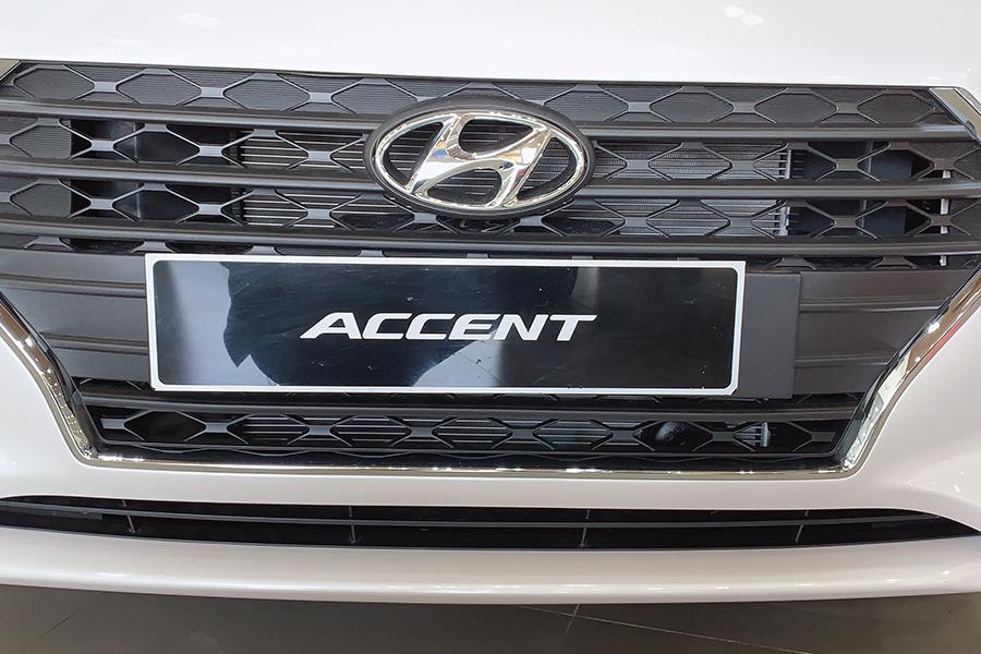 Ngoại thất Hyundai Accent 1.4 AT Đặc Biệt - Hình 6