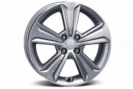 Ngoại thất Hyundai Accent 1.4 AT Đặc Biệt - Hình 12