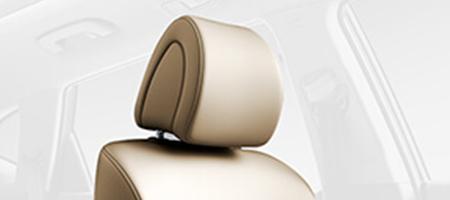Hyundai Tucson trang bị tựa đầu chủ động